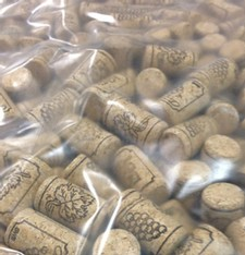 Cork 8x1½ Agglomerated (1000/bag) Image
