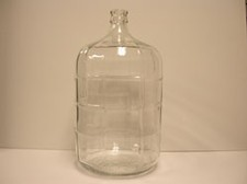 Glass Carboy 19L