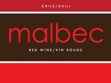 Chile / Chili - Malbec - Peel & Stick