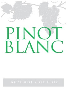 Pinot Blanc - Dry Gummed Label Image