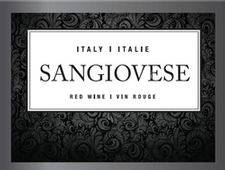 Sangiovese Italy - Peel and Stick