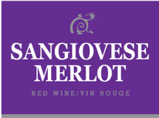 Sangiovese Merlot - Peel and Stick