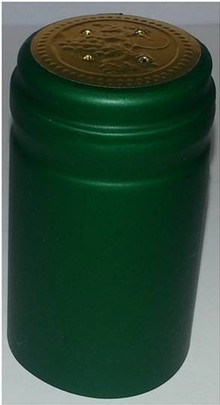 Dark Green Plain Shrink (500)