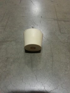 Rubber Bung #6.5 Solid Image