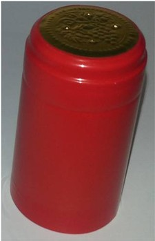 Fire Engine Red Shrink (500)