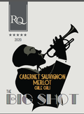 RQ20 The Big Shot-Chile Cabernet Sauvignon Merlot